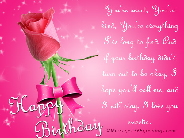 Birthday wishes for someone special 365greetings happy birthday messages for someone special m4hsunfo