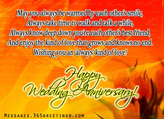 Happy marriage wedding messages 365greetings happy marriage wedding messages m4hsunfo