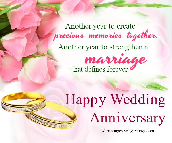 Wedding anniversary wishes and messages 365greetings here are some samples of anniversary card messages that you can use a perfect anniversary card wording together with a personalized anniversary gift will m4hsunfo