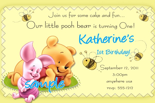 Birthday invitations 365greetings kids birthday invitations stopboris Choice Image