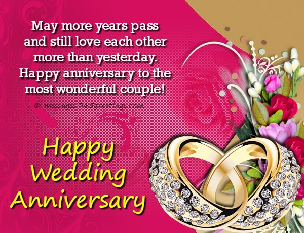 marriage anniversary sms   365greetings