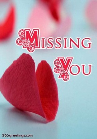 Missing You Messages For Boyfriend 365greetingscom