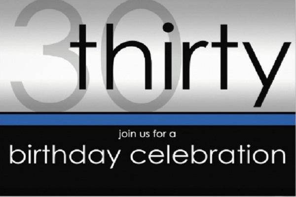 Modern birthday invitation 365greetings modern birthday invitation filmwisefo
