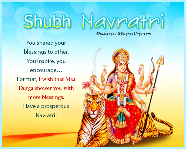 Navratri wishes navratri messages navratri greetings and quotes jolly music festive atmosphere solemnity in the air yummy recipes and treats navratri is really here lets celebrate with lots of cheer m4hsunfo