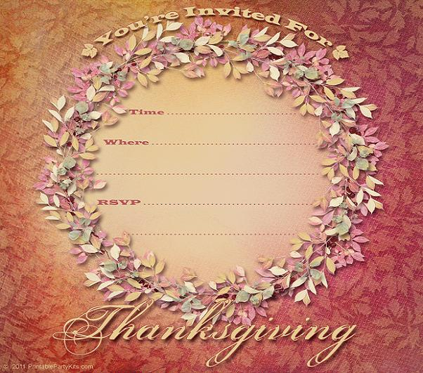 thanksgiving-invitation-template