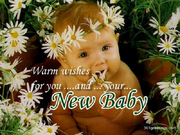new born baby wishes and newborn baby congratulation