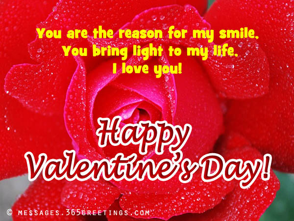 happy valentines day messages 365greetingscom valentines message for wife
