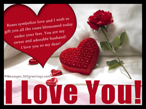 Romantic Messages For Wife 365greetings Com