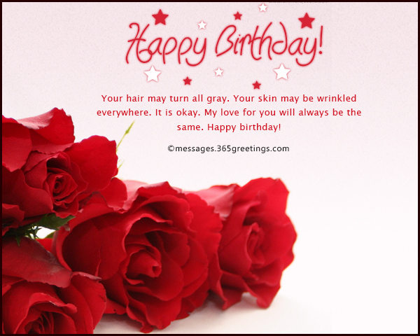 Romantic birthday wishes 365greetings romantic birthday card wordings bookmarktalkfo Image collections