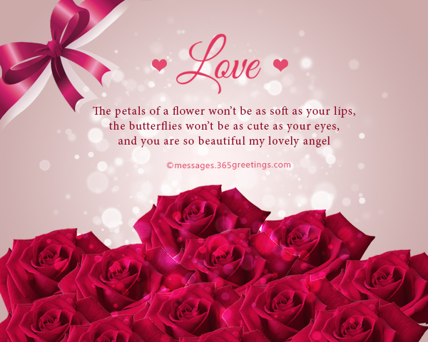 Romantic Messages 365greetingscom