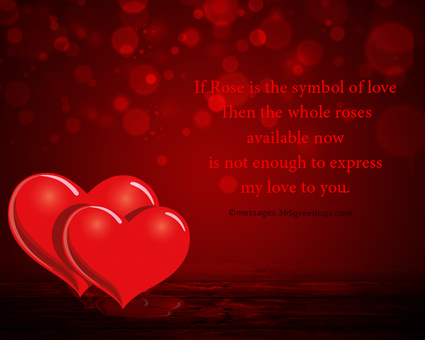 Romantic Messages 365greetings Com