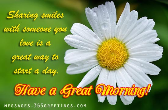 Sweet good morning greetings 365greetings sweet good morning greetings m4hsunfo