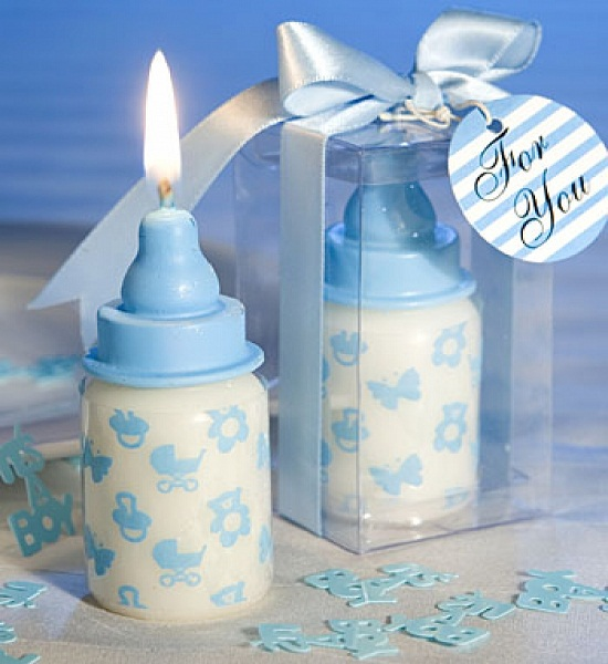 How To Decorate A Baby Shower Cake