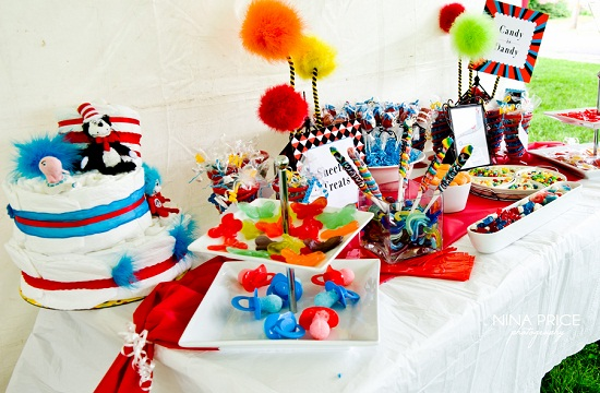 best baby shower decorations dr seuss inspired baby shower decor