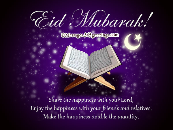 Eid mubarak wishes greetings and eid messages 365greetings eid greetings m4hsunfo