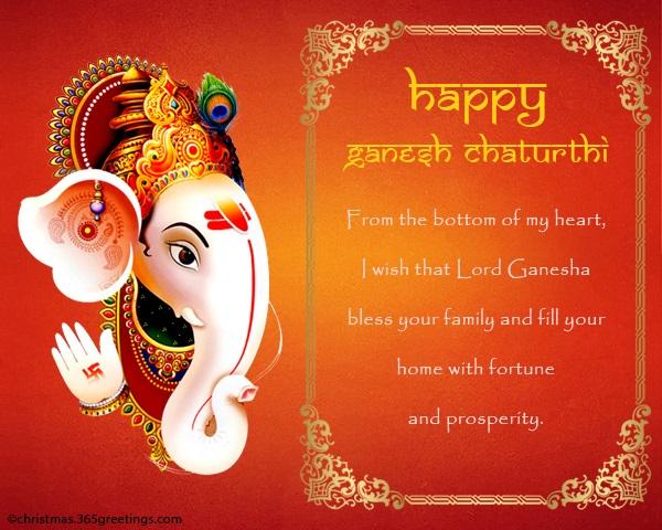 Ganesh Chaturthi Greeting Cards 365greetings Com
