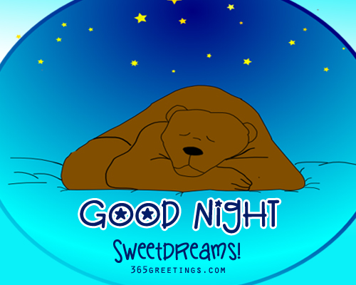Goodnight Sms With Image