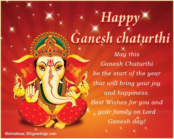 Ganesh chaturthi wishes messages and ganesh chaturthi greetings happy ganesh chaturthi wishes m4hsunfo