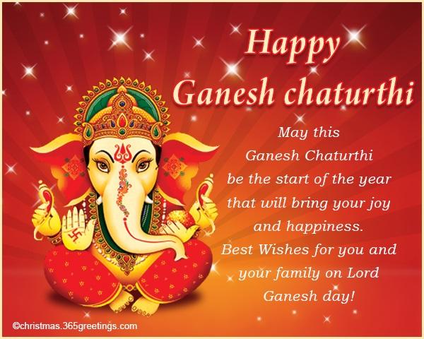 Ganesh Chaturthi Wishes messages and Ganesh Chaturthi ...