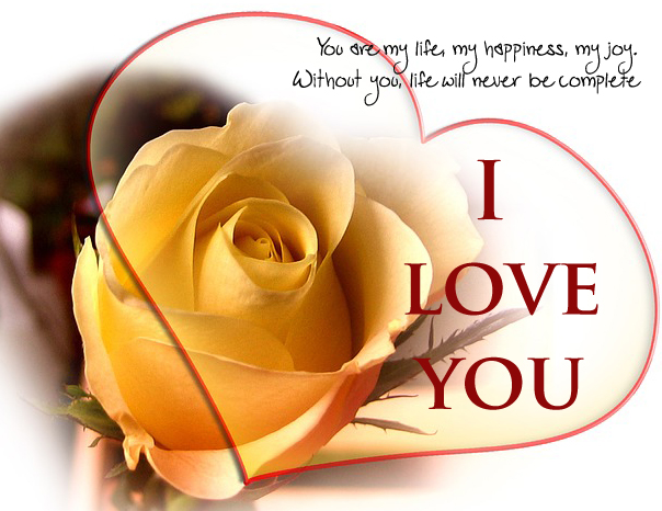 i love you messages with picture - photo #2