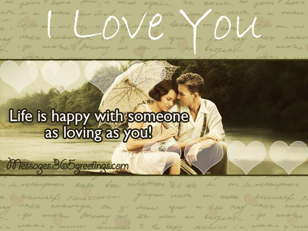Love Greetings for Boyfriend