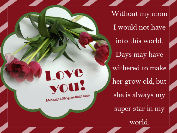 I love you mom messages 365greetings i love you mom messages from daughter m4hsunfo