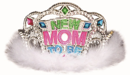 new-mom-to-be-tiara