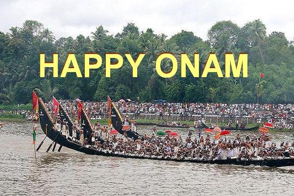 Onam Wishes in English