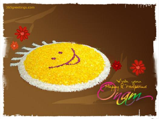 Onam Messagess in English