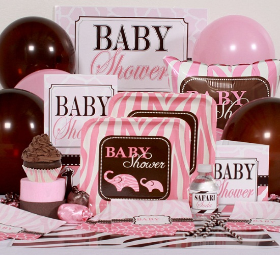 pink-safari-baby-shower