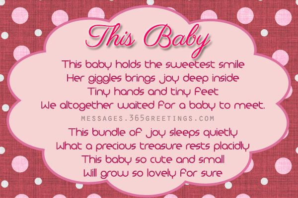 poems-for-baby-shower