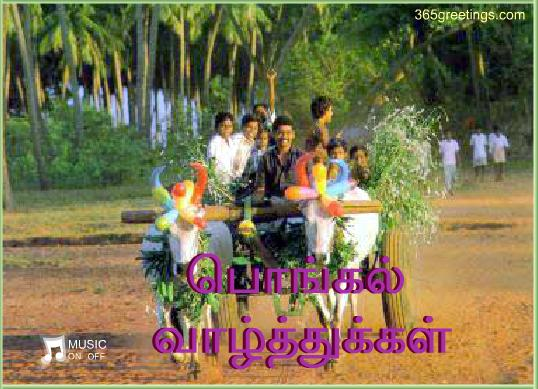 Pongal Wishes In Tamil 365greetingscom