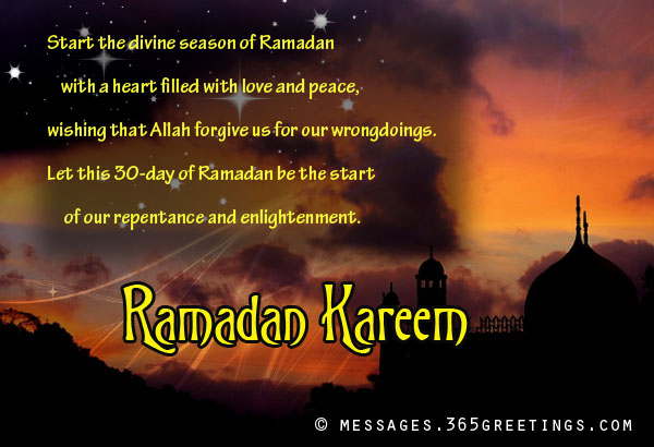 Best ramadan kareem wishes messages and ramadan kareem sms ramadan kareem messages and greetings m4hsunfo