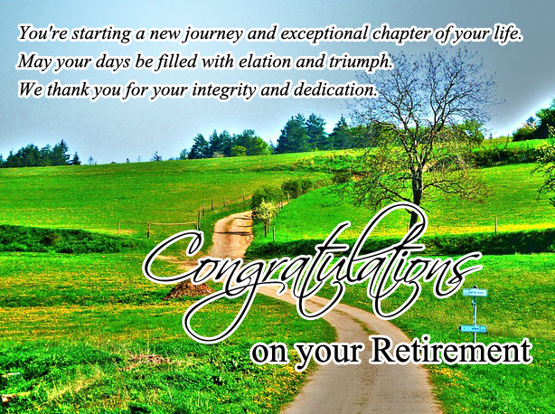 Retirement Wishes Messages