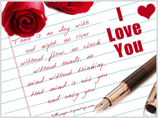Love Notes for Her and him - 365greetings.com