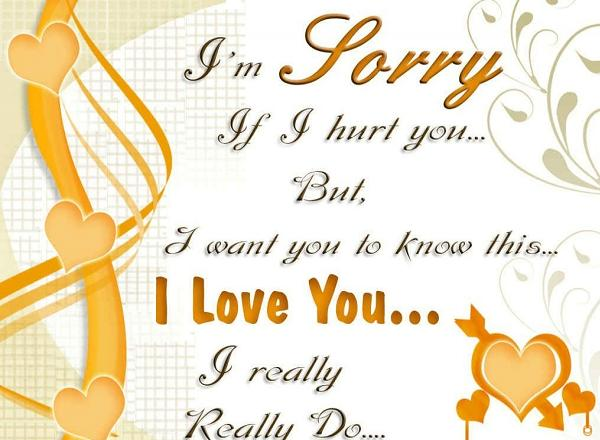 Sorry Messages For Husband 365greetingscom
