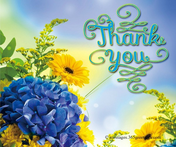 Thank You Messages for Boss 365greetings – Thank You Notes to Boss