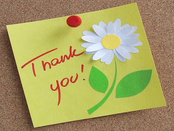 Thank You Messages For Teachers 365greetings Com