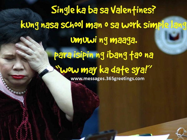 plans for valentine's day meme - Miriam Defensor Santiago Pick Up Lines 365greetings