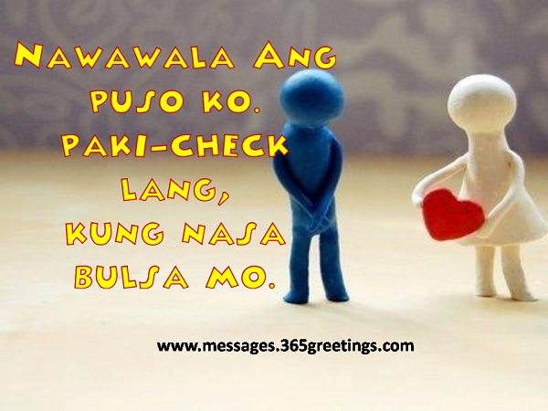 Teen Quotes Teenage Love Tagalog : Latest Pick Up Lines - 365greetings.com
