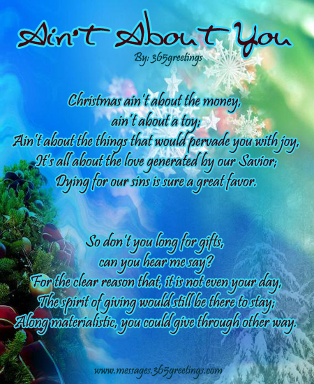 christmas poems 2