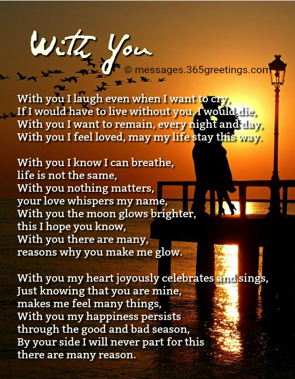 romantic-love-poems-for-him - 365greetings com