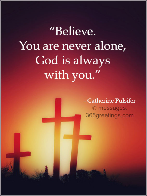 Inspirational Quotes about God - 365greetings.com