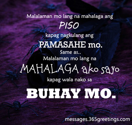 Tagalog Quotes About Love And Friendship Alluring Sad Tagalog Love Quotes  365Greetings