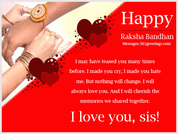 rakha bandhan messages raksha bandhan messages 365greetings com,Raksha Bandhan Invitation Messages