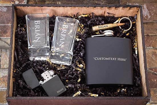 Personalized Gift Box For Boyfriend