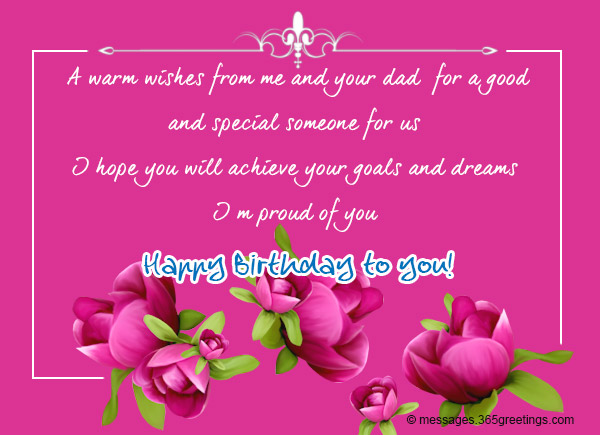 18th Birthday Wishes Messages and Greetings Messages Greetings – What to Say in a Happy Birthday Card