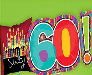60th Birthday Wishes, Quotes and Messages - Messages ...