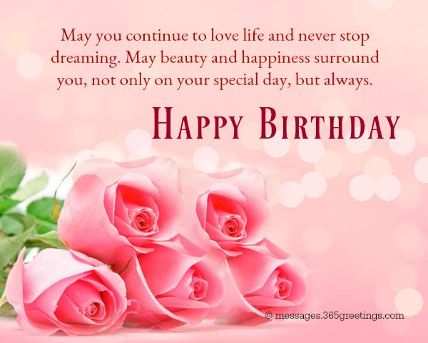 Happy birthday wishes and messages 365greetings birthday wishes for family m4hsunfo