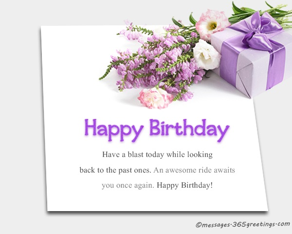 Beautiful Birthday Wishes 365greetings Com